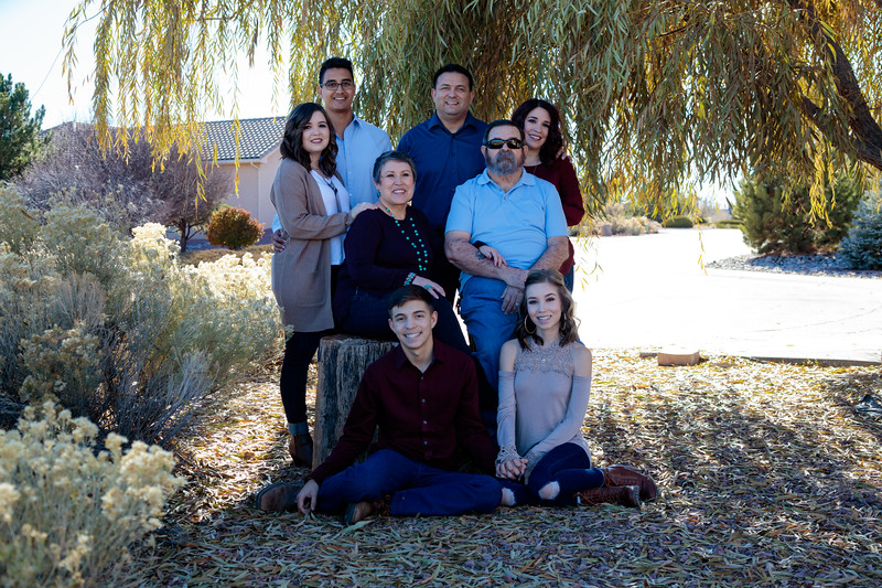 Morales, Gutierrez & Sandoval Family Pix