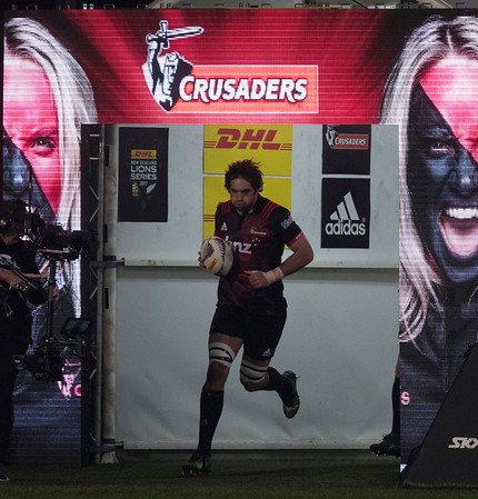 Sam Whitelock during game 3 of the British and Irish Lions 2017 Tour of New Zealand,The match between  Crusaders and British and Irish Lions, AMI Stadium, Christchurch, Saturday 10th June 2017 (Photo by Kevin Booth Steve Haag Sports)  Images for social media must have consent from Steve Haag