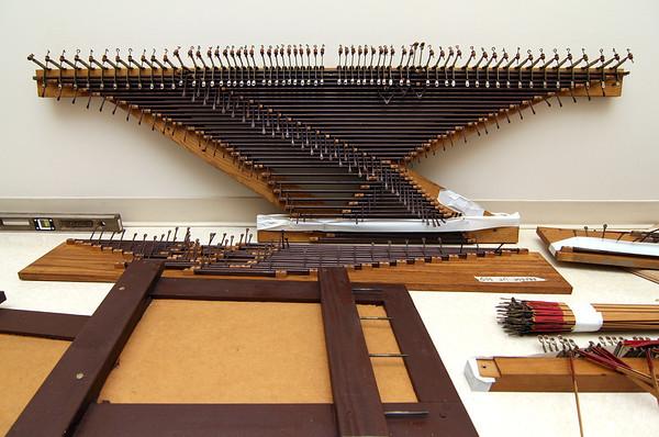 2012 Vintage French Organ installation