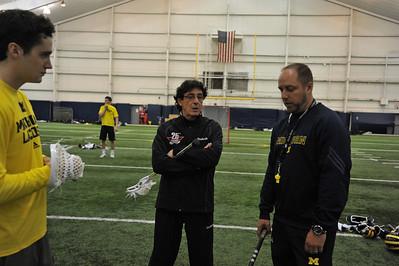 Michigan Lax Practice January 2011