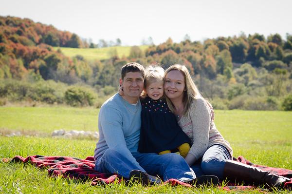 Burkhart Family 2019