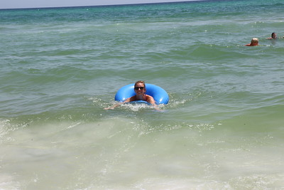 Family Vacation Inlet Beach July 2015