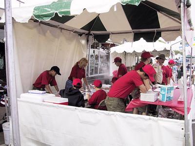 8/11/2002 - San Clemente fundraising