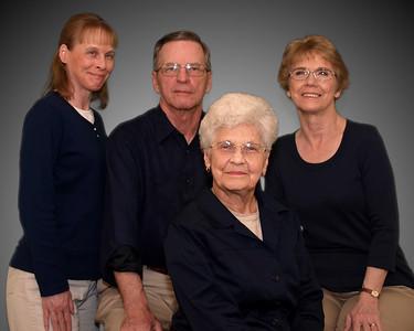 Joyce & Family