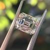 1.83ct Vintage Emerald Cut Diamond GIA F VVS2 37
