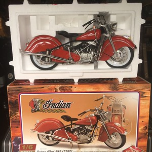 1948 Indian scale model