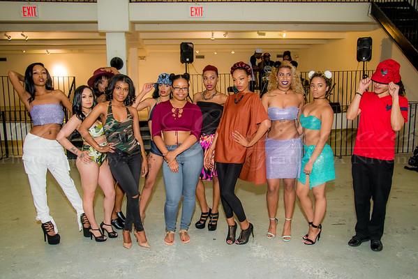 Fleek On Bleek Fashion Show