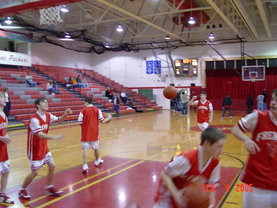Boys Freshman Basketball - 2/4/2005 Muskegon Heights