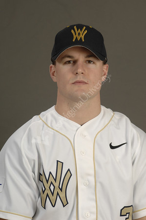 25144-WVU Baseball Headshots