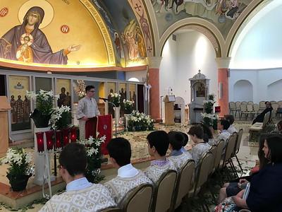 Community Life - Chrysostom Festival Bordeianu - April 23, 2017