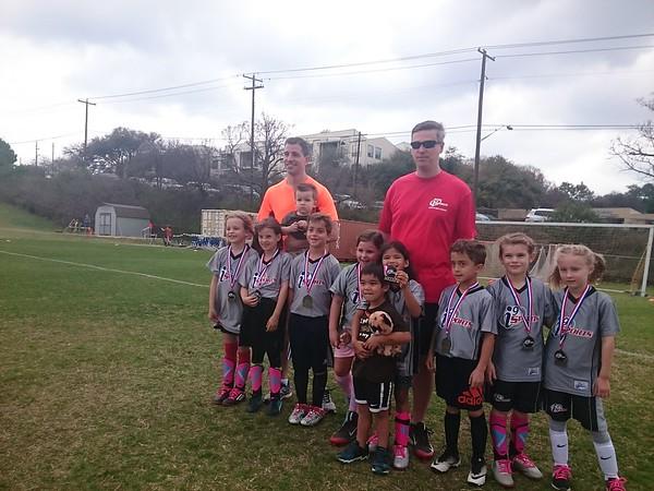 Isabel's Final Soccer Game