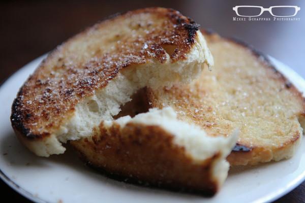 Snow Day Cinnamon Toast