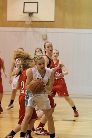 2012-2013 JV White Girls Basketball