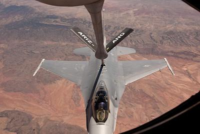 KC-135 Flight 5/7/2010