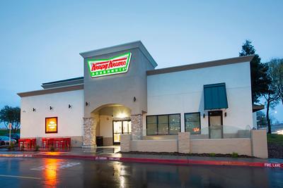 Krispy Kreme - Rohnert Park