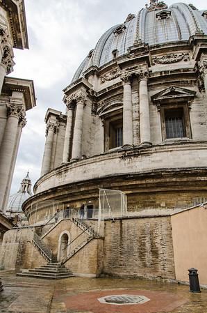 Rome - Vatican Dome