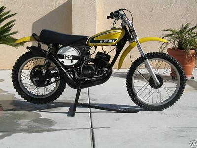 1974 TM 125