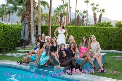 Kim's Bachelorette Party 7/29/17