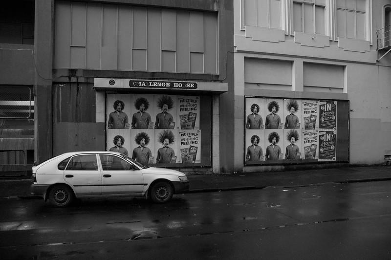 Challenge House, Auckland CBD, 2014.
