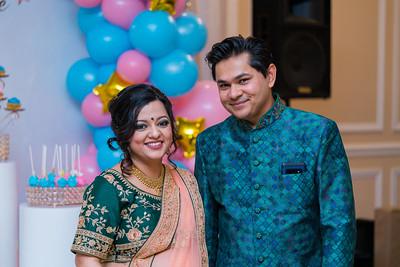 Vimal & Priyanka's Babyshower
