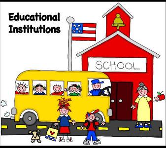 Proms, Graduations & Institutions