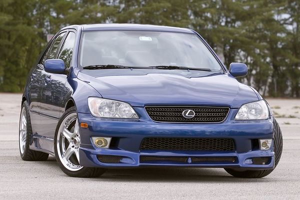 Mario's Lexus IS300