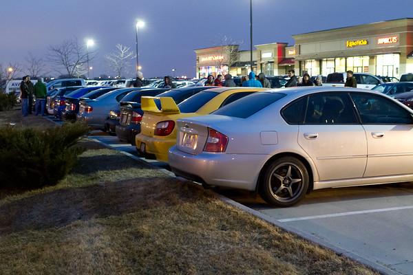 Subaru Owners Club 3.7.2012