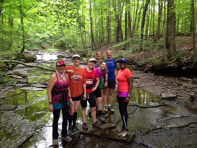 Happy Trails Group Run 2013