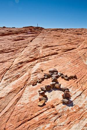 seeking red rocks