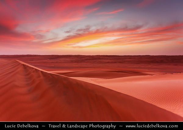 Oman - Desert
