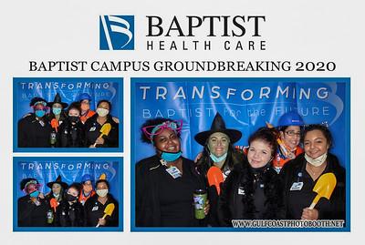 Baptist Groundbreaking 2020