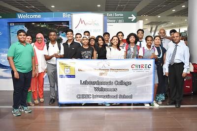 Exchange Programme at Mauritius