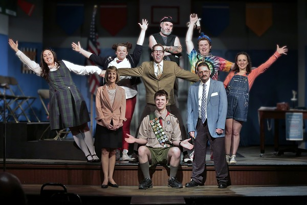 25 Annual Putnam County Spelling Bee