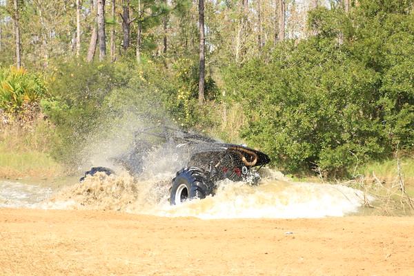 Trucks Gone Wild Fall Classic at Redneck Mud Park - Friday