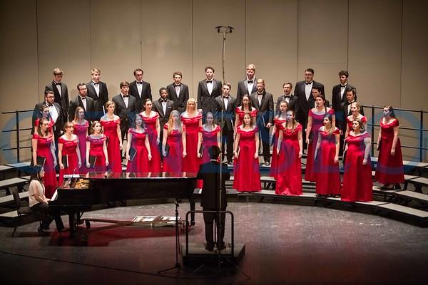 Chamber Singers (Photos by Ben Gajewski)