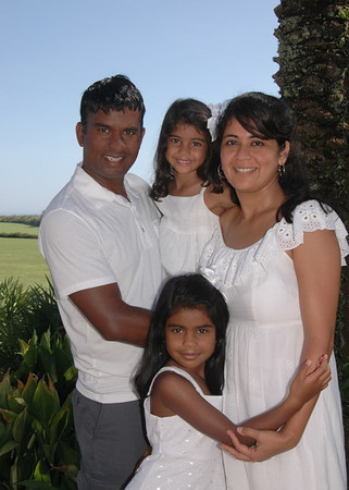 The Gupta Family.07-29-2011.Hammock Beach Resort.Palm Coast.FL.