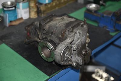 E30 V8 Differenzial Umbau