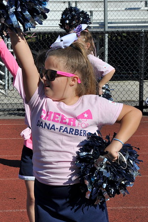 2014-10-12 - Franklin Chargers Cheer D