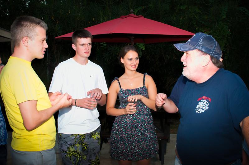 Wisnoski Party With Tekla Klebetnica