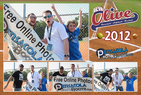 Olive Baptist Church Softball Baseball League Tournament 5-24-2012