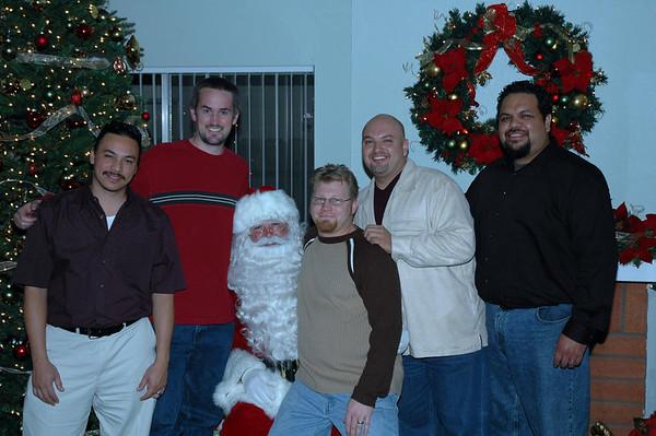 2005/12/10 - Rios' Christmas Party