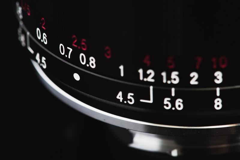 Voigtlander 15mm f4.5 Heliar III