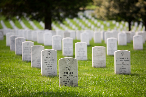 20180804 Arlington National Cemetery
