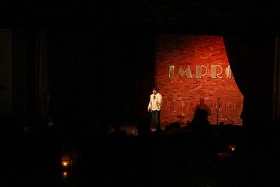 Slanted Comedy - April 2010