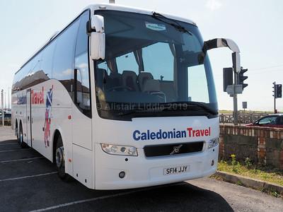 Blackpool Coach Parks (Various) 18-07-2019