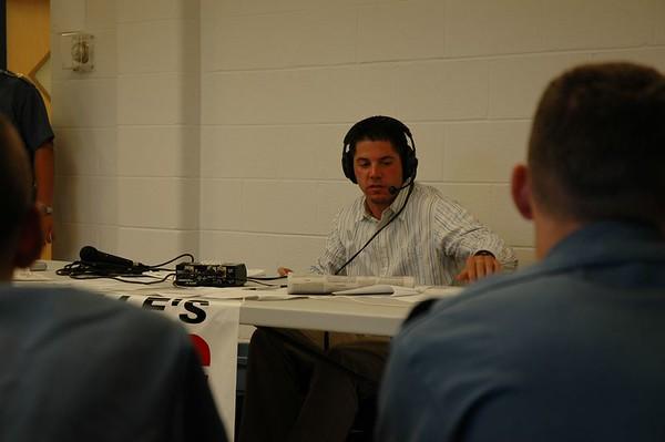 ESPN Radio Broadcasts Live from FUMA