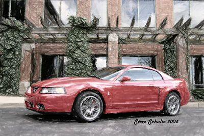 2004 Cobra & RX8