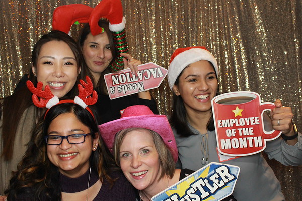 December 13, 2018 - AON Colleague Holiday Party