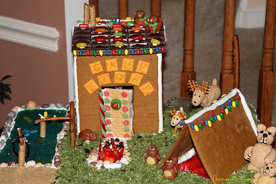 Ginger Bread Houses 2010