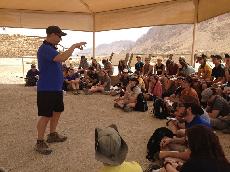 Qumran community. Learning about the Essenes and how we cannot isolate ourselves from the world we live in.